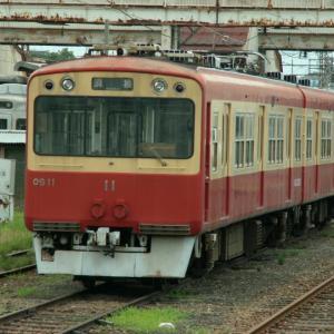 長野電鉄のOS11