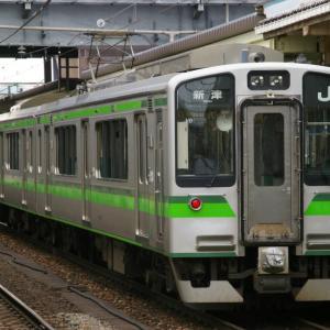 新潟のE127系