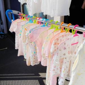 妊娠中の出産準備 ベビー服の水通しのやり方や方法は?