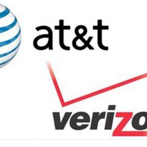 米国株押し目買い AT&T ベライゾン