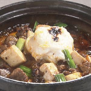 山野辺シェフ流の麻婆豆腐
