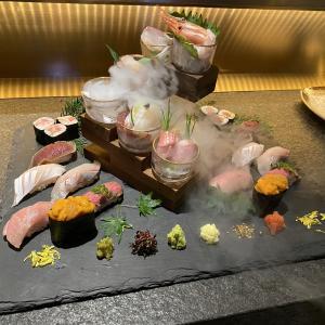 香港 スシバー SENSU  銅鑼灣 リーズナブルにお寿司をいただけます