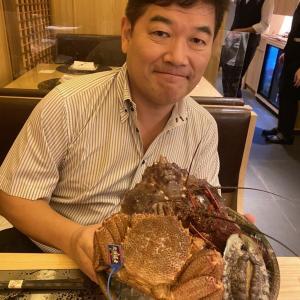 香港 本格蟹料理といえば!蟹道 野田 Death!!
