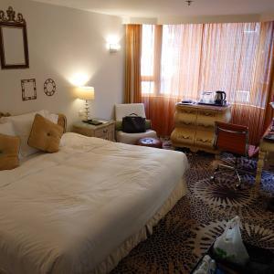 【コロナPCR検査香港入国体験記】B場さんやっと予約したホテルに到着Death!part3