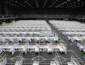 香港 社内でコロナ感染者が出たら全員強制収容所に隔離Death!!
