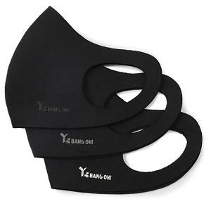 Y'sジェンダーレスライン「ワイズ バングオン!」のマスク