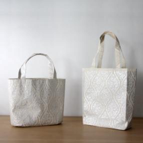 BSイッピン 埼玉小川和紙のバッグ