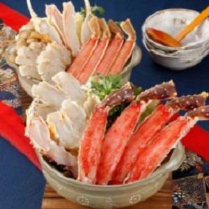 ショップチャンネル|船上凍結たらば蟹ずわい蟹セット