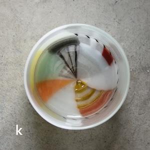 BSイッピン 富山ガラス・キムさんの小鉢
