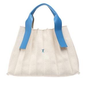 ラヴィット|田村アナ愛用韓国のプリーツバッグ