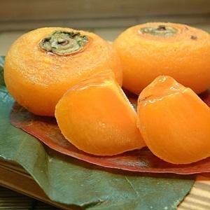 所さんお届けモノです|奈良の冷凍の柿スイーツ