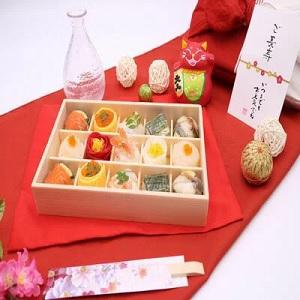 ノンストップ JAL機内食の手まり寿司