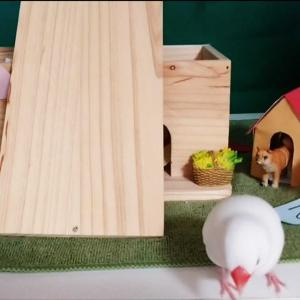 別荘の屋根がこんなことに…