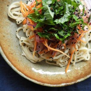レシピof玄米麺◆夏編