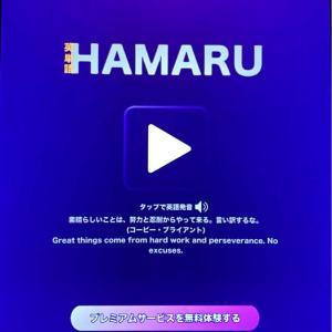 英単語HAMARUにハマった!