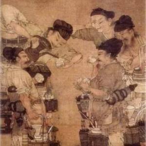 茶を味わう歌、范仲淹(宋の時代)