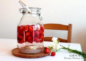 冬に作れる果実酒