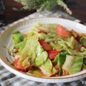 夏のキャベツ料理(中国のサイトの訳)