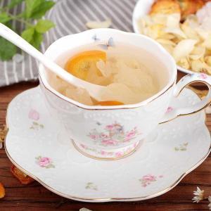 寒い時に飲む茶(快問新聞部)