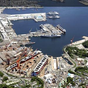 日本の造船会社一覧を投稿しました