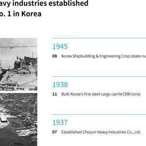 韓国造船業とは何なのか?