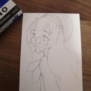 描けるの…そんなに…