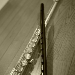 ねぶたとねぷた。に、日本の横笛文化を思う。