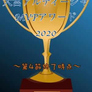 【第6節終了時点】大宮アルディージャMVPアワード2020