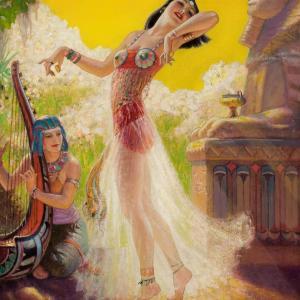 パズコレ記録 ウィリアム・フルトン・ソアレ 「エジプトの踊り子」