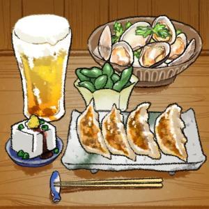 飲んべぇメーカー / ギョウザセット