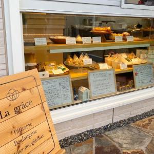 四街道の隠れ家ケーキ屋さんパティスリーラグラースは想像以上の実力店!人気のバスクチーズケーキは濃厚でリッチな口どけに