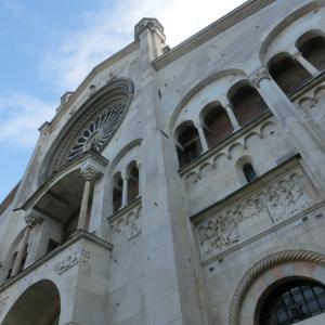 エミリア街道をゆく・その2~世界遺産のドゥオモの都市・モデナ