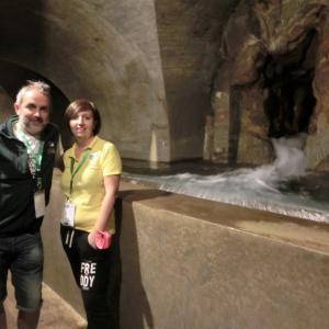 地域社会協同組合「Parco Vivo」、アミアータ山の源泉所見学とトレッキングへ行こう!