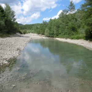 【2020年夏は川遊び】コルサローネ川の天然プール&サスケもどき