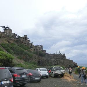 カポリーヴェリ「カラミータ」、エルバ島唯一の地中鉱物採掘場