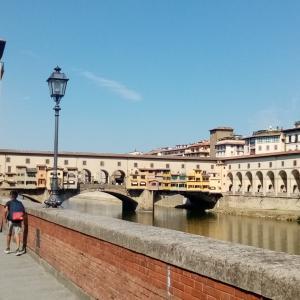 フィレンツェに、活気が戻ってきた!