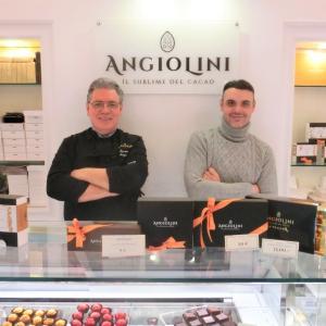 ビーントゥバー・チョコレートの新ブランド・Angiolini アンジョリーニ