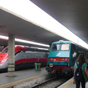 イタリアで電車・バスの乗り換え時間、どれくらい必要?
