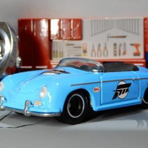 1/64 ポルシェ 356スピードスター ホットウィール