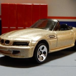 1/64 BMW Mロードスター ホットウィール