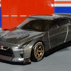 1/64 日産 GT-R 【改】 ホットウィール