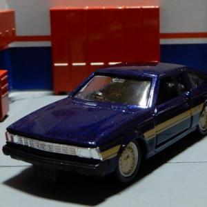 1/61 トヨタ カローラレビン TE71 【改】 トミカ
