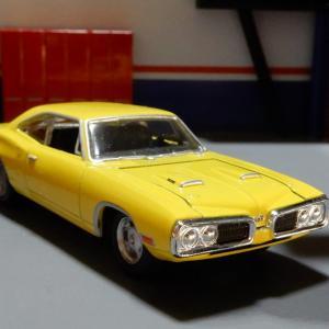 1/64 ダッジ スーパービー 1970年 M2マシーン