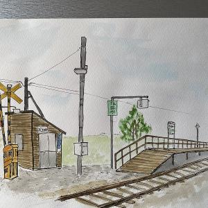 JR宗谷本線 北比布駅
