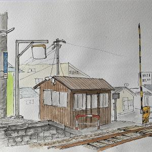 JR室蘭本線 富浦駅