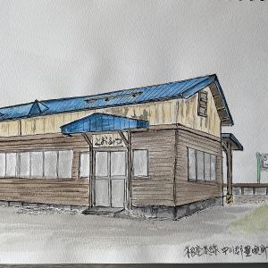 JR根室本線 十弗駅