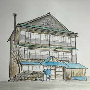 増毛郡 旧富田屋旅館