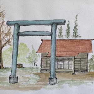 苫前郡 平神社