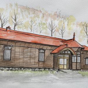 石狩市 旧木村家鰊番屋