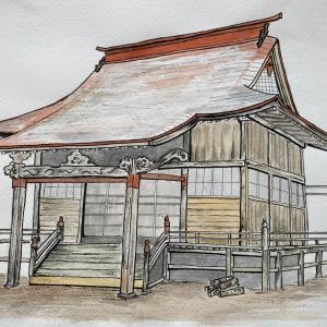 亀田郡 最上山護国寺